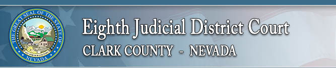 Eighth Judicial District Court Logo